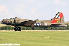 44-8846 / F-AZDX - Boeing B-17G Flying Fortress - AJBS (KarlADrage) Tags: 448846 fazdx boeing b17 b17g flyingfortress ajbs amicalejeanbaptistesalis egsu iwmduxford duxford flyinglegends