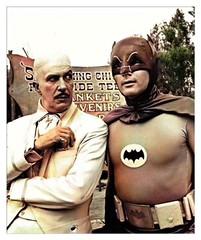 Batman (Kronos9) Tags: batman adan west bat murcielago comics villano