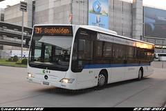 27 (northwest85) Tags: verkehrsbetriebe zürich vbz glattalbus zh 430327 27 mercedes benz citaro 731 buchhalden flughafenstrasse kloten switzerland bus zh430327