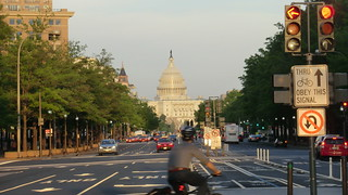 Washington D.C.: Pennsylvania Avenue & United States Capitol