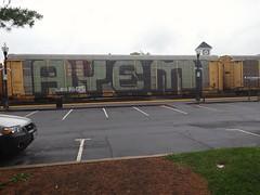 Ayem (Sir Graffiti) Tags: wholecar