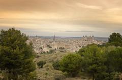 Toledo Evenings (rschnaible) Tags: toledo spain espana europe landscape cityscape view color colorful