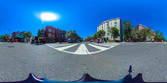2017.06.09 DCRainbowCrosswalks, Washington, DC USA 6209