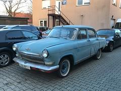 GAZ Wolga M21 (Vehicle Tim) Tags: gaz wolga m21 auto car fahrzeug oldtimer russia russland udssr