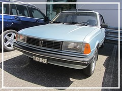 Peugeot 305 GR (v8dub) Tags: peugeot 305 gr schweiz suisse switzerland bleienbach french pkw voiture car wagen worldcars auto automobile automotive youngtimer old oldtimer oldcar klassik classic collector