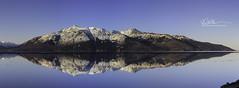 3165_Panorama1 (Ed Boudreau) Tags: alaska landscape alaskalandscape landscapephotography reflection turnagainarm sewardhighway alaskamountains mountains mountainrange water waterreflection mountainreflectinginwater snow snowcappedmountains