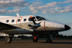 French Air Force Xingu (Sam Wise) Tags: raf northolt royal air force night nightshoot sunset french france armee de lair xingu embraer