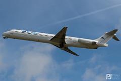 ALK Airlines MD-82 LZ-DEO (philrdjones) Tags: 2017 alk alkairlines airliner brs bristolairport bristolairportspotting douglas eggd june lzdeo lulsgate md md82 maddog mcdonnell swap southwestaviationphotographers