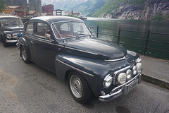 DSC02910 Volvo PV - 1963 (JarleB) Tags: oldcars volvo car cars old veteranbil veteranbiler volvopv pv biltrefftyssedal2017 volvotreff tyssedal