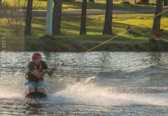 Omnia Cable Ski-0088 (~.Rick.~) Tags: cableski carbrook friends kneeboard omniagroup qld queensland seq team excitement fun ski water australia au