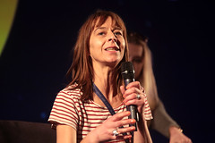 Kate Dickie (Gage Skidmore) Tags: kate dickie con thrones game hbo 2017 gaylord opryland resort convention center nashville tennessee