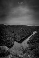 Site de St Nazaire (loicmazetlm) Tags: site st nazaire nikon d90 samyang 14mm paysage landscape nature noir blanc bw corrèze limousin france dordogne vallée gorges