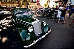 000218 (la_imagen) Tags: lindau lindauimbodensee classiccars oldtimer oldcar eskiaraba araba mercedes mercedesbenz