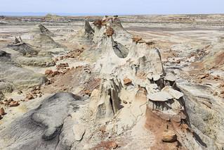 New Mexico - Bisti Badlands