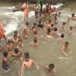 Monsoon memories at gurukul river (13)