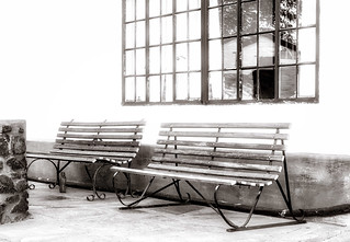 Comfy Benches...