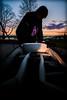 Kathryn (Photography M.D.) Tags: wildlife ridgefield washington refuge portrait camerabag sunset bluehour