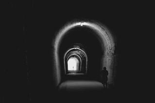 Tunel - Via Verda -