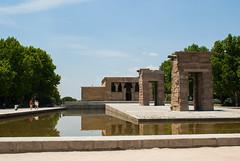 Templo de Debod (luis.guima) Tags: interchange travel sony alpha100 a100 spain madri trip europe