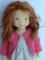 waldorf doll (Dearlittledoll) Tags: waldorfdoll naturalkids naturaldoll handmadedoll montessori madewithmyownhands