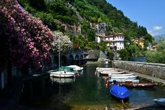 Porticciolo di Cannero Riviera (kyry2010) Tags: porto porticciolo cannero riviera lago maggiore barche boats piemonte piedmont italia italy landscape paesaggio panorama