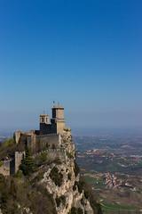 聖馬利諾 蒂塔諾山(Monte Titano, San Marino) (hinac(Ui-Han,Tan)) Tags: 聖馬利諾 蒂塔諾山 montetitano sanmarino scene landscape 風景 architecture 建築 古蹟 monument 記念物