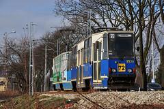 Konstal 105Na #2539 MPK Wrocław (3x105Na) Tags: konstal 105na 2539 mpk wrocław strassenbahn strasenbahn tram tramwaj mpkwrocław polska polen poland