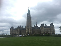 untitled-1644.jpg (Jeff Summers) Tags: flag parliamentbuildings clock ottawa