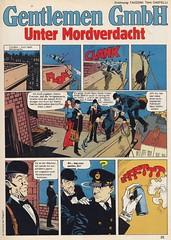 ZACK / 1976 Nr. 16 / Seite 25 (micky the pixel) Tags: comics comic heft koralleverlag zack alfredocastelli ferdinandotacconi gliaristocratici gentlemengmbh gangster