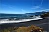 BLACK SAND ... (Aspenbreeze) Tags: beach blacksand blacksandbeach sheltercovecalifornia california coast shore nature pacificocean ocean sea waves bevzuerlein aspenbreeze moonandbackphotography