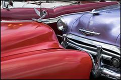 classic curves (berny-s) Tags: car classic oldtimer purple red curves habana havana kiss