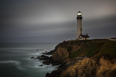 Pigeon Point Light (IJM Photography) Tags: lighthouse longexposure california pigeonpoint