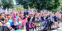 2017.06.11 Equality March 2017, Washington, DC USA 6516