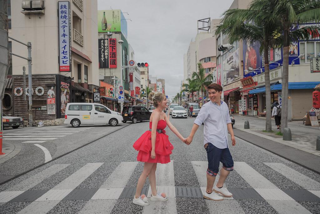 海外婚紗,小尊,Jessica,沖繩座喜味