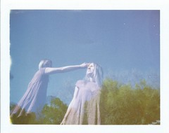 be healed, my sister (Britt Grimm) Tags: instantphotography instant instantfilm polaroid polavoid packfilm peelapartfilm peelapart savepackfilm polaroid690film expiredfilm expired expiredpolaroid fourlines analogue analoguephotography believeinfilm dietcolazine doubleexposure filmisnotdead snapitseeit twins polaroid250