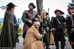 IMG_3472 (scramasacs) Tags: historicalreenactment reenactment anticaconteadi gorizia