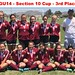 GU14 - 2017 Section 10 Cup - 3rd Place