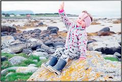 Our Norwegian sunshine_Nikon F3 (ksadjina) Tags: 24x36 ida kodakektar100 nikkor50mmf114 nikonf3 nikonsupercoolscan9000ed norway silverfast vigra analog film scan