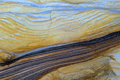 Cliff-face for Textural Tuesday (violetchicken977) Tags: texturaltuesday abstract strata pattern