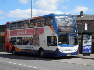 Stagecoach North East 19641 / SP60 DSE.
