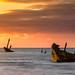 Goswick Wreck (Squareburn) Tags: sunset coast seascape shipwreck sswernerkunstmann northumberland goswick