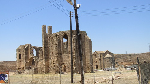 Carmelite church and Armenian church, Famagusta