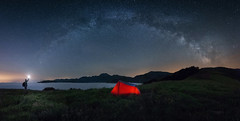 (Pablo RG) Tags: via lactea milkyway cantabria spain estrellas stars noche night nikon nikond610