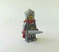 Futuristic Roman Legionary (slight.of.brick) Tags: lego minifig historical scifi space roman legionary