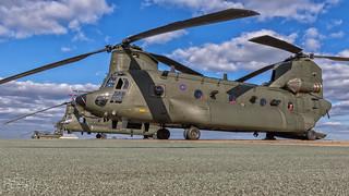 Royal Air Force Boeing-Vertol CH-47 HC.5 Chinook  ZH901-5