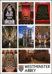 postcard - from JordiMTREUS65, Spain 1 (Jassy-50) Tags: postcard postcrossing london westminster england greatbritain uk westminsterabbey abbey church mutiview unescoworldheritagesite unescoworldheritage unesco worldheritagesite worldheritage whs
