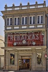Cine París, A Coruña (Miguelanxo57) Tags: arquitectura edificio cine comercio acoruña galicia