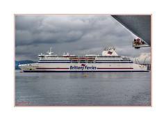 LA DESPEDIDA (Angelines3) Tags: nwn nubes ferry santander cantabria españa