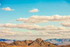 And Everything I'd Loved and Feared Had All at Once Disappeared (Thomas Hawk) Tags: america nevada usa unitedstates unitedstatesofamerica clouds desert mountains fav10 fav25 fav50