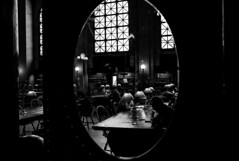 Untitled (Howard Yang Photography) Tags: library bostonpubliclibrary boston bw blackandwhite leicam8 24mmelmar